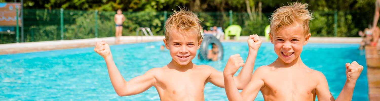 camping avec piscine sur la cote basque