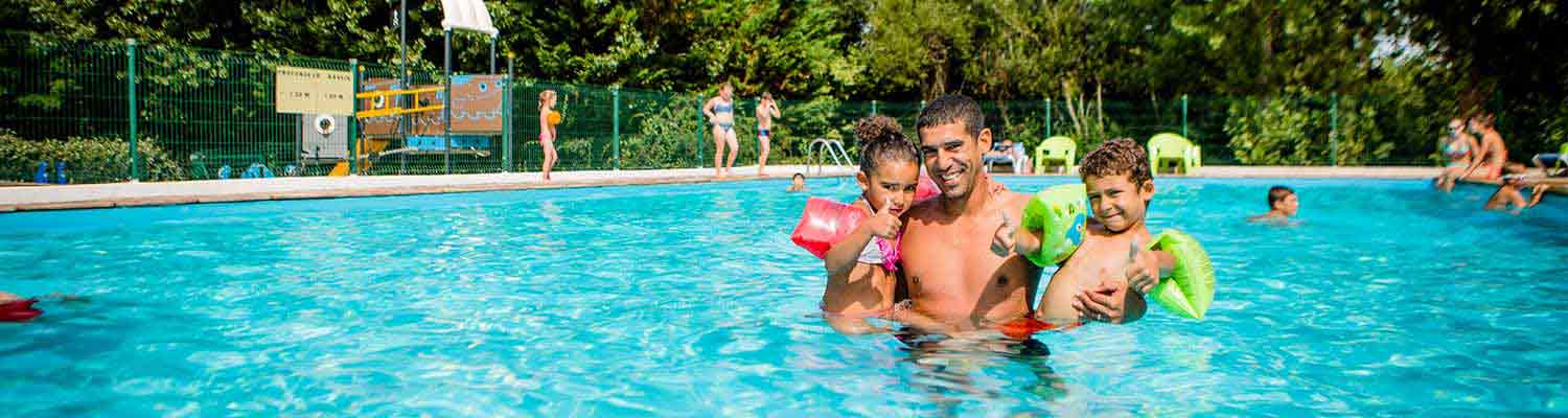 Camping bidart camping pays basque location vacances for Camping a biarritz avec piscine