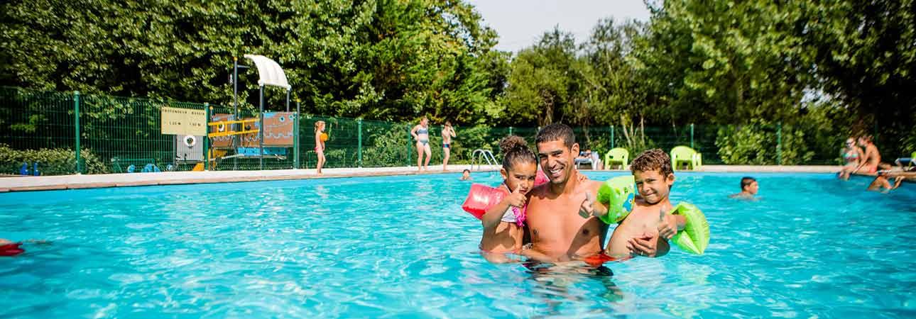 camping avec piscine cote basque