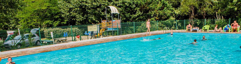 Camping bidart camping pays basque location vacances for Camping biarritz bord de mer avec piscine