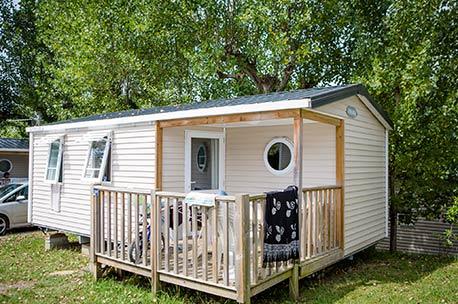 location mobil home bidart