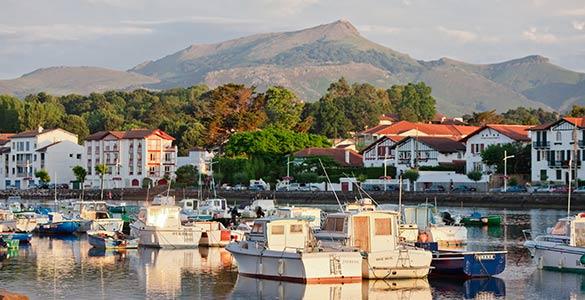 vacances caravaning pays basque