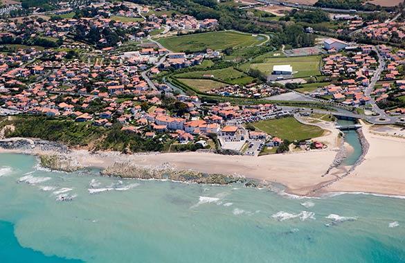 vacances bidart pays basque