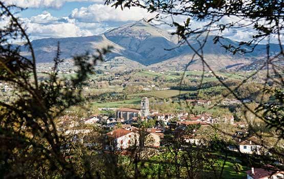 camping urrugne pays basque
