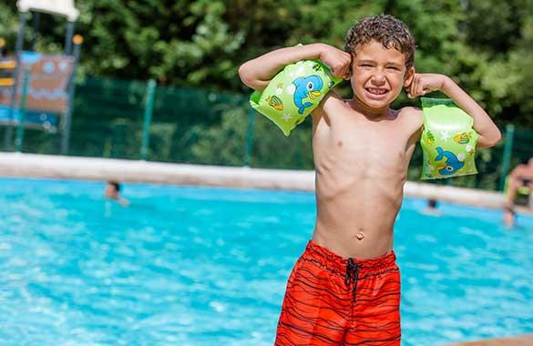 location de vacances avec piscine cote basque