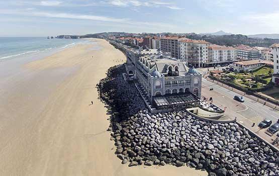 location hébergement hendaye pays basque