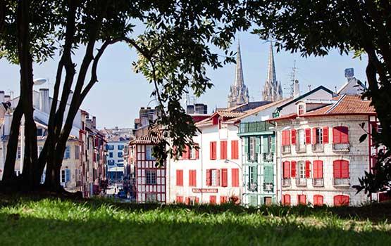 séjour à bayonne au pays basque
