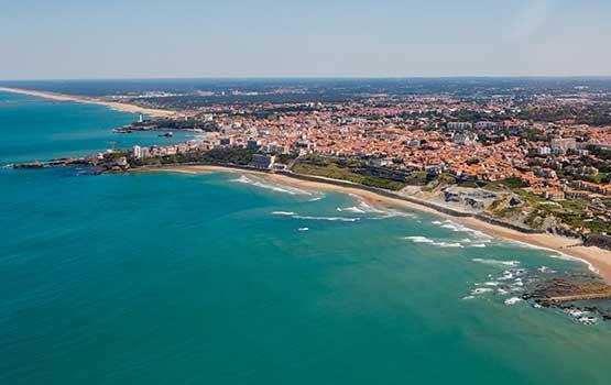 séjour caravaning biarritz pays basque