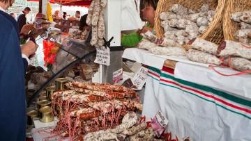 marché de bidart, pays basque