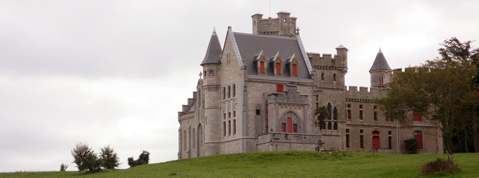 Chateau d'Abbadie Hendaye
