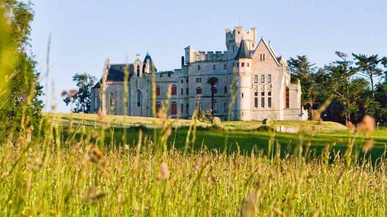 chateau Abbadia Hendaye