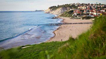 sentier du littoral Pays Basque