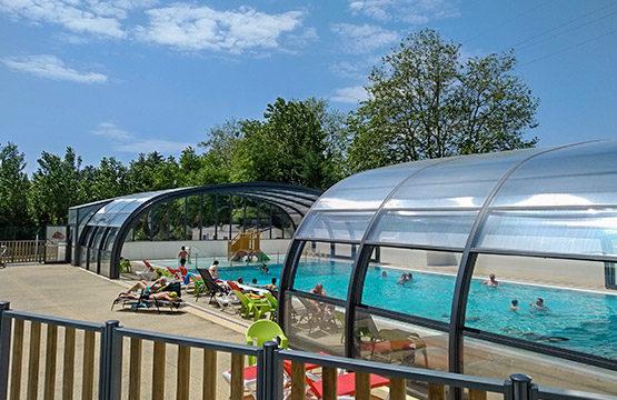 camping espace aquatique bidart