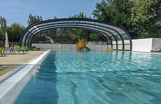 camping piscine bidart
