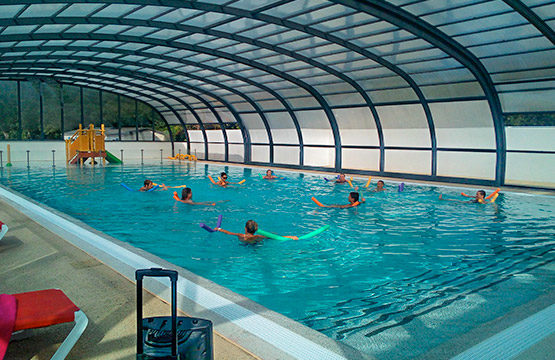 camping piscine couverte pays basque