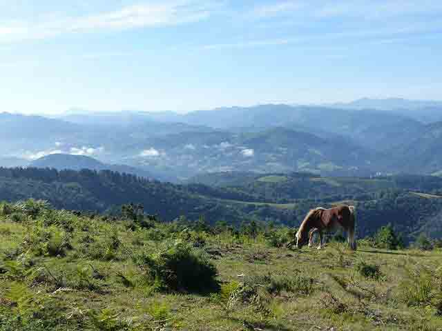 la géographie au pays basque